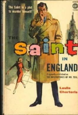Святой в Лондоне