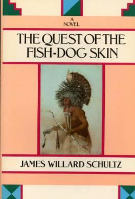 Поиски шкуры рыбо-собаки
