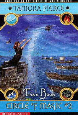 Книга Трис - Сила в Шторме